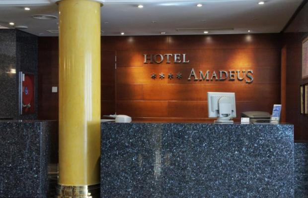 фотографии отеля Amadeus изображение №43