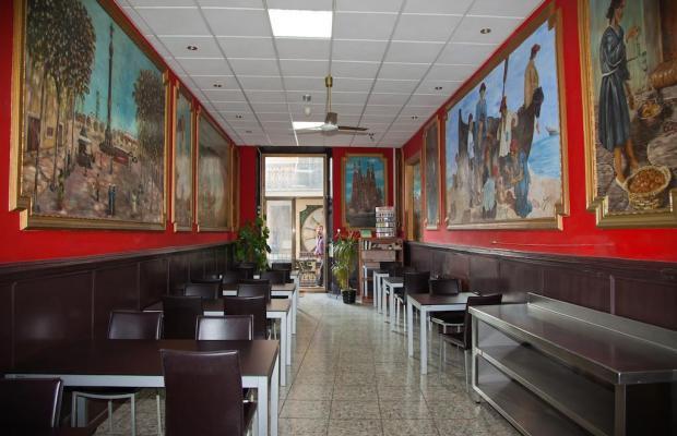фотографии отеля Paris Hostal изображение №3