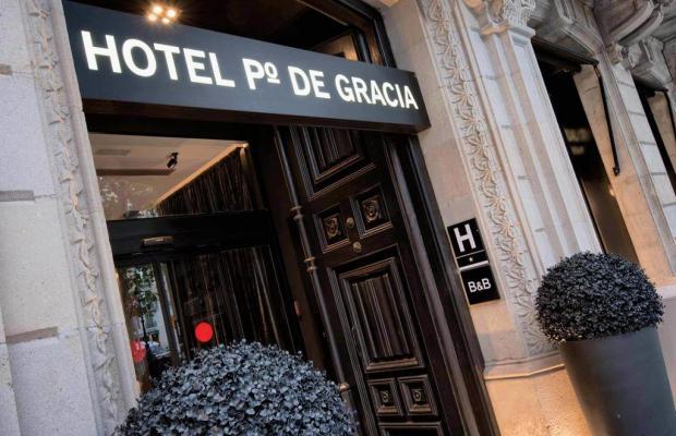 фотографии отеля Paseo de Gracia изображение №31