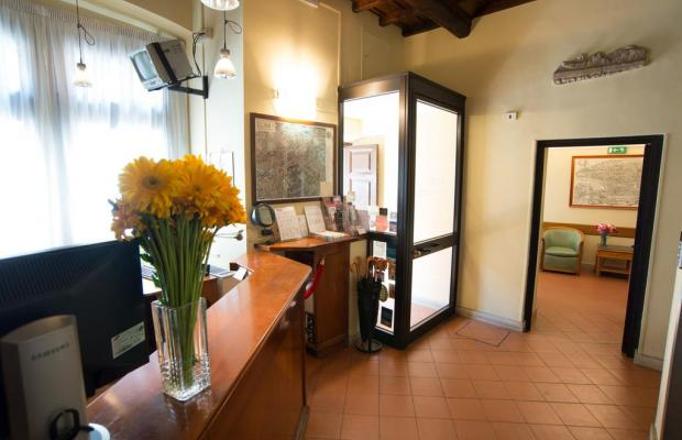 фото отеля TEATRO DI POMPEO HOTEL изображение №5
