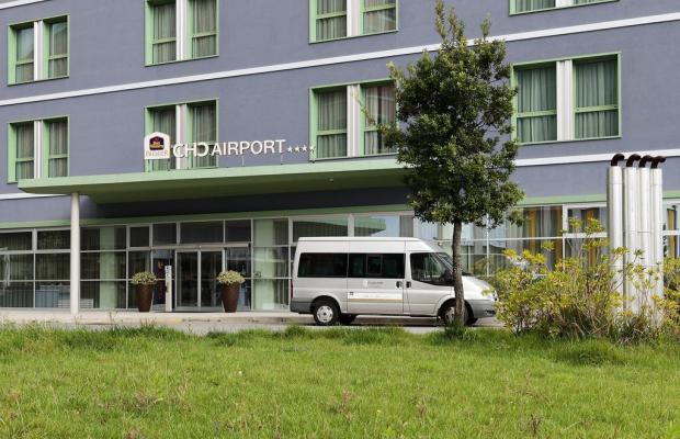 фотографии отеля Best Western Premier CHC Airport изображение №23