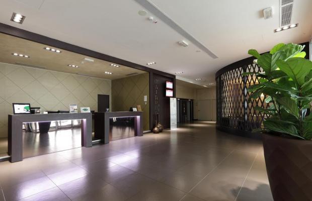 фото отеля Best Western Premier CHC Airport изображение №17