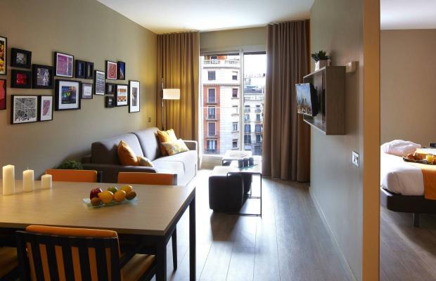 фотографии Citadines Ramblas Hotel изображение №16