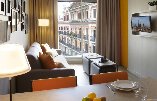 фото отеля Citadines Ramblas Hotel изображение №9