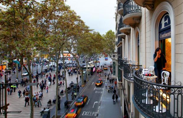 фото отеля Hotel Continental Barcelona изображение №25