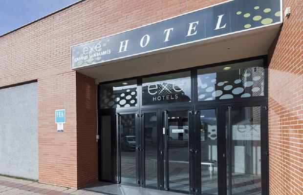 фото отеля Apartahotel Exe Campus San Mames изображение №1