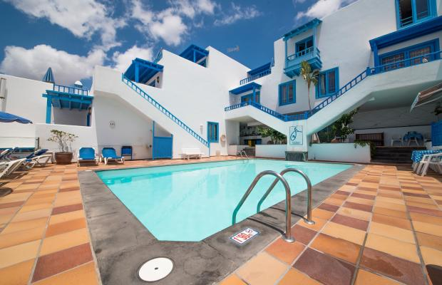 фото отеля Apartamentos Agua Marina изображение №1