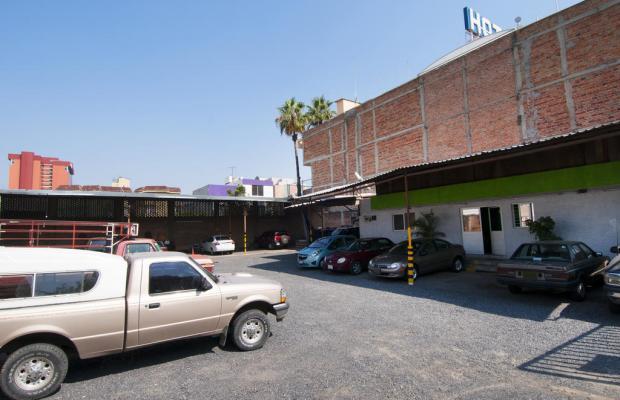 фотографии отеля Arboledas Expo изображение №11