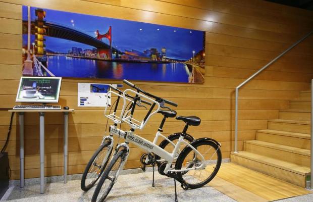 фото отеля Bilbao Jardines изображение №33