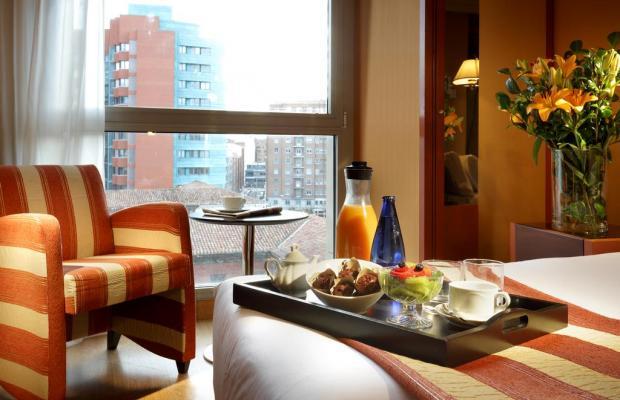 фото отеля Hotel Puerta de Burgos изображение №13