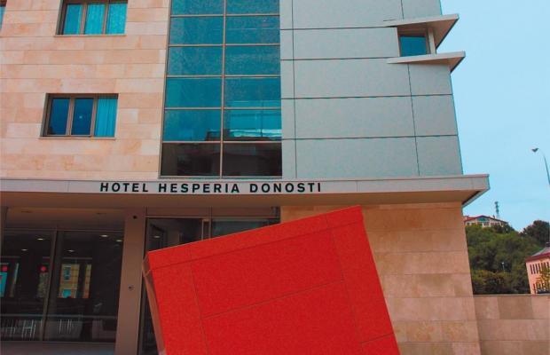 фото отеля Hotel Hesperia Donosti изображение №1