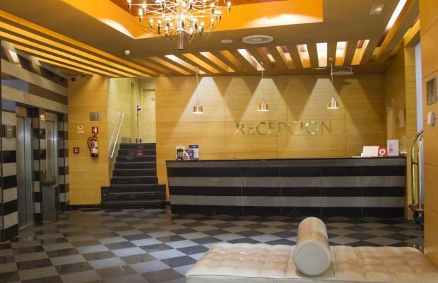 фотографии отеля Silken Coliseum изображение №3