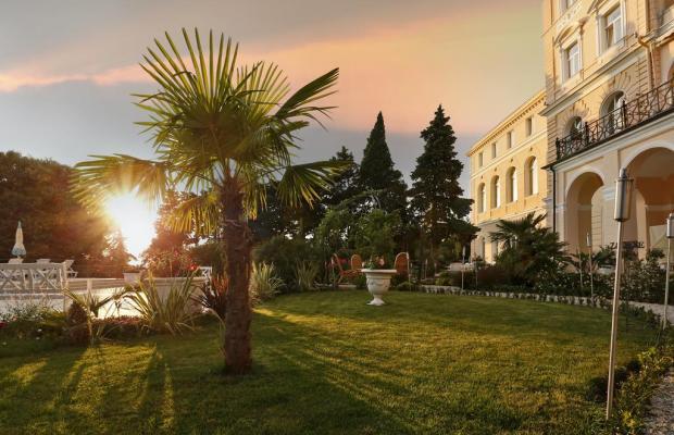 фотографии отеля Hotel Kvarner Palace изображение №23