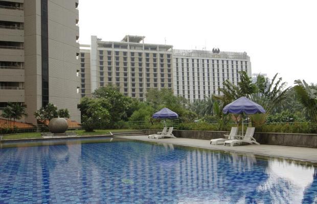 фото отеля The Sultan Hotel & Residence Jakarta изображение №5
