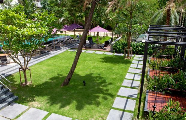 фотографии отеля Sukhumvit 12 Bangkok Hotel & Suites(ex.Ramada Hotel & Suites) изображение №19