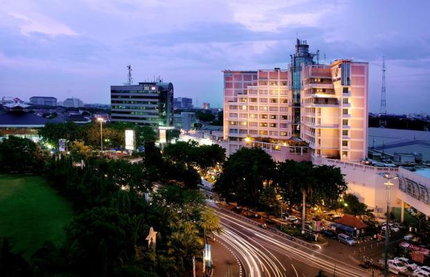фотографии отеля Ciputra Semarang изображение №19