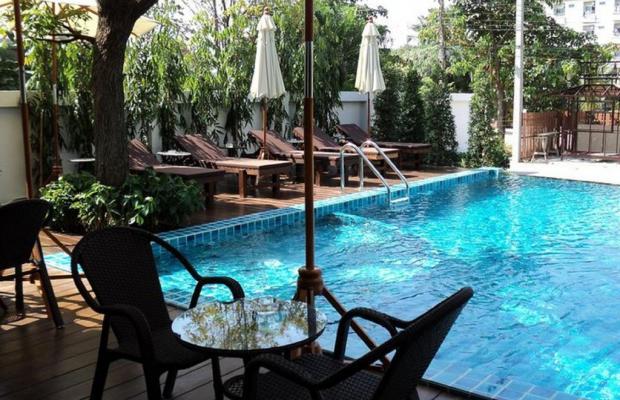фотографии отеля Suvarnabhumi Suite изображение №7