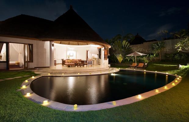 фотографии отеля The Alam Villa изображение №11