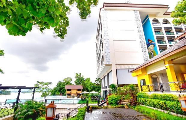 фото отеля Ibis Styles Chiang Khong Riverfront (ех. ChiangKhong Teak Garden Hotel) изображение №1