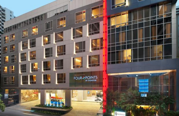 фото отеля Four Points By Sheraton Bangkok, Sukhumvit 15 изображение №1