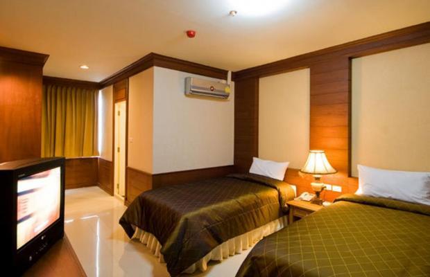 фото отеля Convenient Park Bangkok Hotel изображение №41