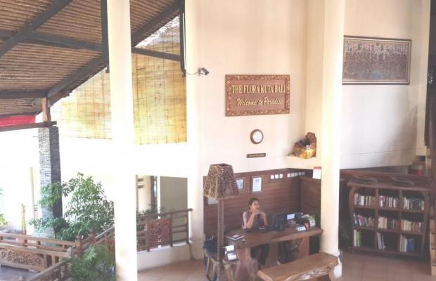 фотографии отеля The Flora Kuta изображение №11