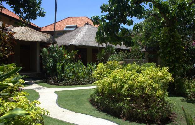 фотографии отеля The Sari Beach изображение №39