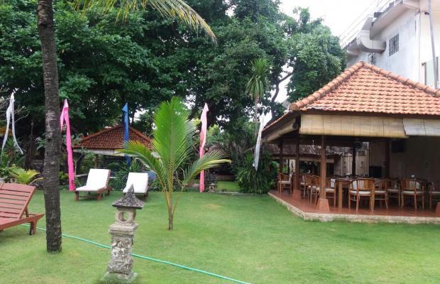 фотографии отеля The Sari Beach изображение №23