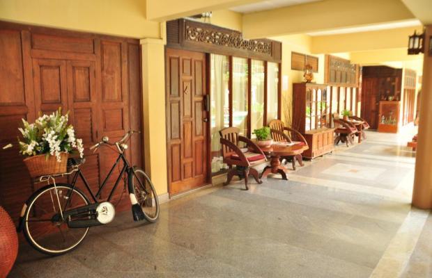 фотографии отеля Ruean Thai Hotel изображение №27