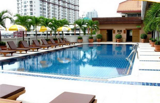 фотографии First Hotel Bangkok изображение №4