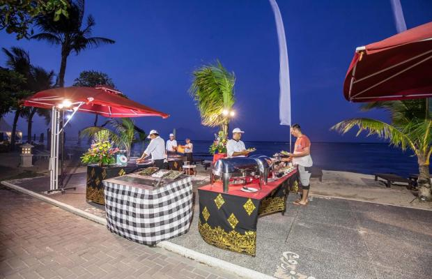 фото Vila Shanti Beach Hotel изображение №22