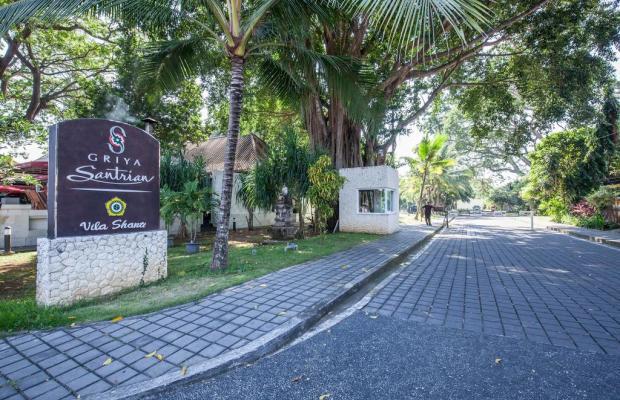 фото Vila Shanti Beach Hotel изображение №2
