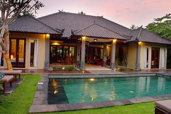 фото отеля Villa D'Suite Seminyak Bali изображение №1