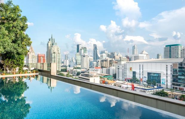 фотографии Novotel Bangkok Platinum Pratunam (ex. Novotel Bangkok Platinum) изображение №32