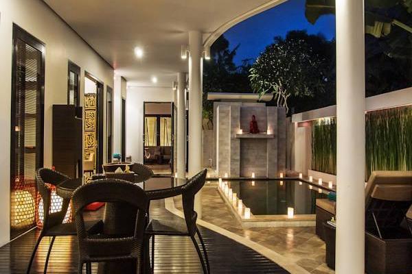 фотографии отеля Nirwana Residence изображение №3