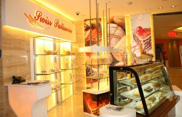 фотографии отеля Grand Swiss-Belhotel Medan изображение №3