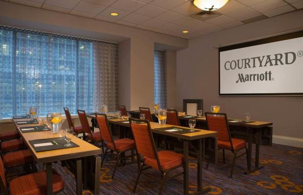 фотографии Courtyard By Marriott Midtown East изображение №4
