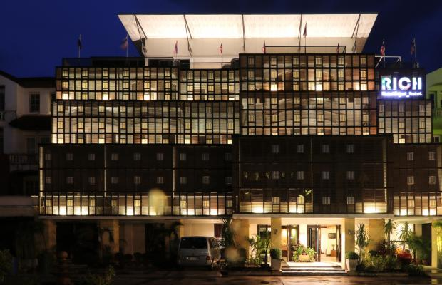 фотографии Rich Boutique Hotel изображение №4