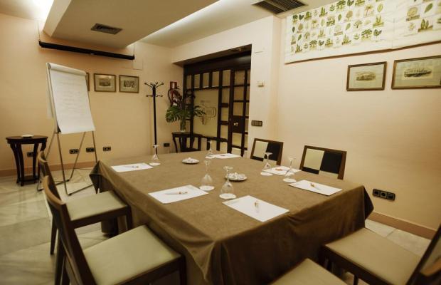 фотографии отеля Sercotel Gran Hotel Conde Duque изображение №31