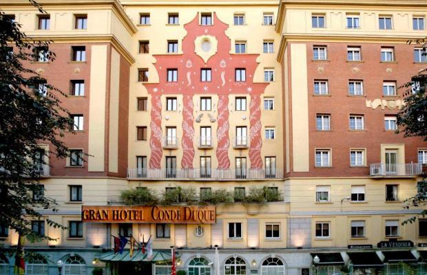 фото отеля Sercotel Gran Hotel Conde Duque изображение №1