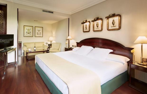 фотографии Sercotel Gran Hotel Conde Duque изображение №4