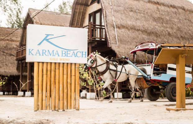 фотографии отеля Karma Reef (ех. The Reef GiliMeno) изображение №3