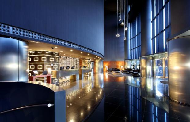фотографии отеля Eurostars Madrid Tower изображение №15