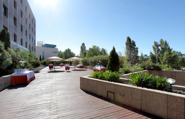 фотографии отеля Eurostars Gran Madrid изображение №3