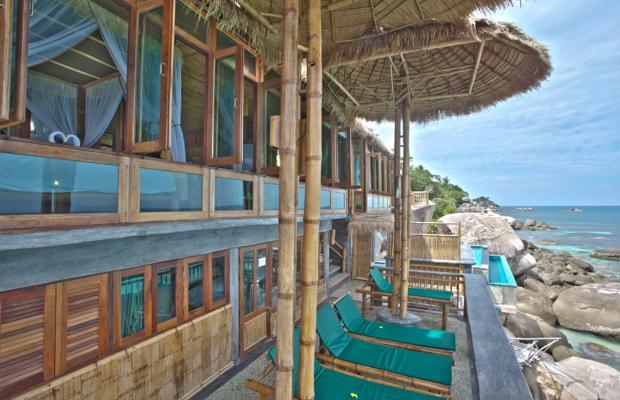 фото отеля Koh Tao Bamboo Huts изображение №5