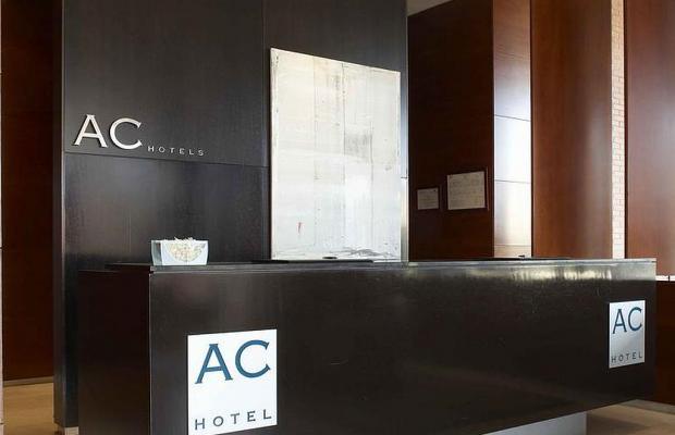 фотографии отеля AC Hotel Alcala de Henares изображение №19