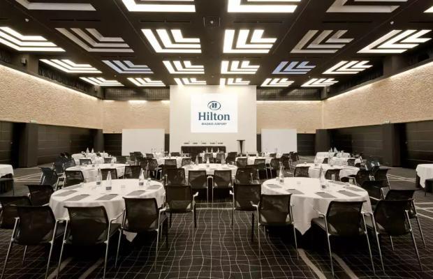фотографии отеля Hilton Madrid Airport изображение №47