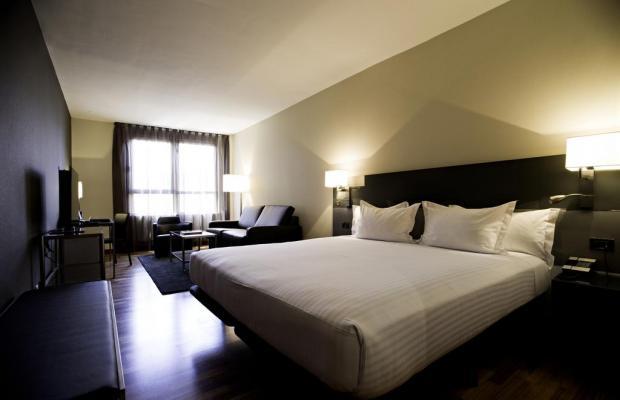 фото AC Hotel Avenida de America изображение №42