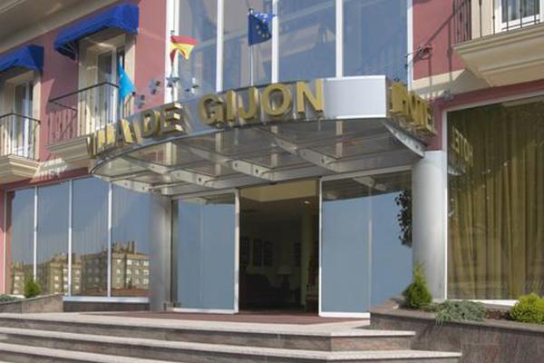 фото отеля Villa de Gijon изображение №5