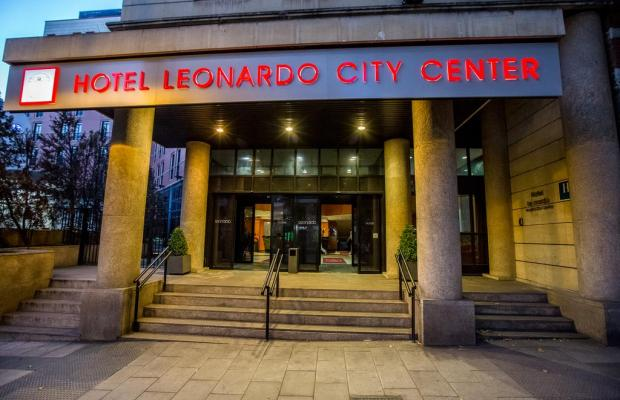 фотографии отеля Leonardo Hotel Madrid City Center (ex. NH Madrid Alberto Aguilera) изображение №31